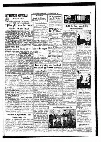 Rotterdamsch Nieuwsblad / Schiedamsche Courant / Rotterdams Dagblad / Waterweg / Algemeen Dagblad 1965-04-30