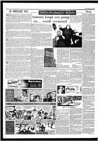 Rotterdamsch Parool / De Schiedammer 1959-07-02