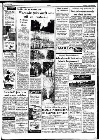 Trouw / De Rotterdammer 1964-08-07