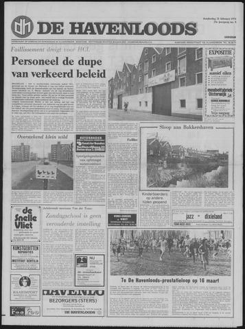De Havenloods 1974-02-21