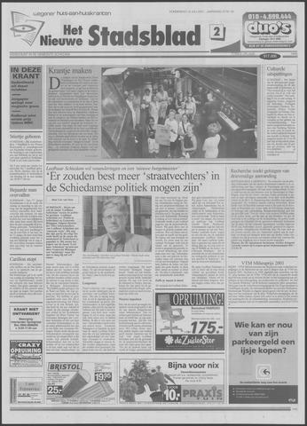 Het Nieuwe Stadsblad 2001-07-19