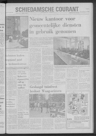 Rotterdamsch Nieuwsblad / Schiedamsche Courant / Rotterdams Dagblad / Waterweg / Algemeen Dagblad 1970-06-15