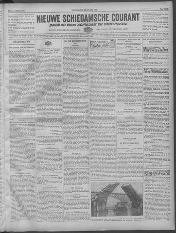 Nieuwe Schiedamsche Courant 1932-01-26