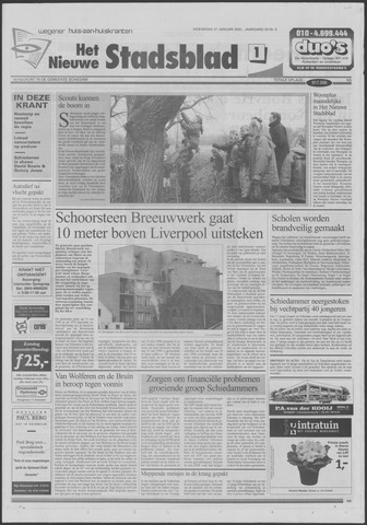 Het Nieuwe Stadsblad 2001-01-31