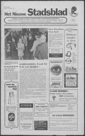 Het Nieuwe Stadsblad 1971-02-19