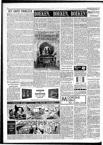 Rotterdamsch Parool / De Schiedammer 1957-11-30