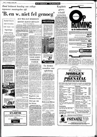 Rotterdamsch Parool / De Schiedammer 1966-01-12