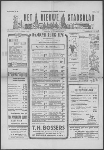 Het Nieuwe Stadsblad 1952-05-16