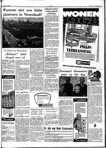Trouw / De Rotterdammer 1967-09-15
