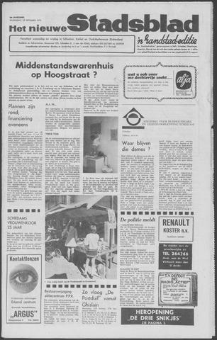 Het Nieuwe Stadsblad 1970-09-23
