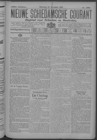 Nieuwe Schiedamsche Courant 1917-11-24