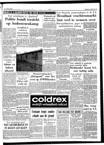 Trouw / De Rotterdammer 1964-02-11