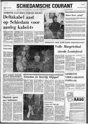 Rotterdamsch Nieuwsblad / Schiedamsche Courant / Rotterdams Dagblad / Waterweg / Algemeen Dagblad 1974-04-22
