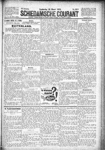 Schiedamsche Courant 1929-03-28