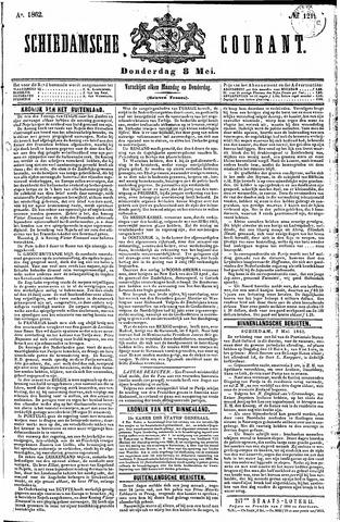 Schiedamsche Courant 1862-05-08