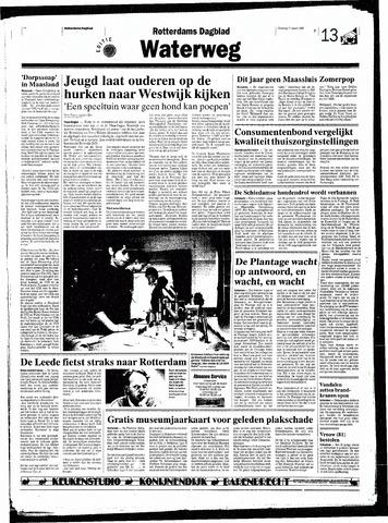 Rotterdamsch Nieuwsblad / Schiedamsche Courant / Rotterdams Dagblad / Waterweg / Algemeen Dagblad 1998-03-17