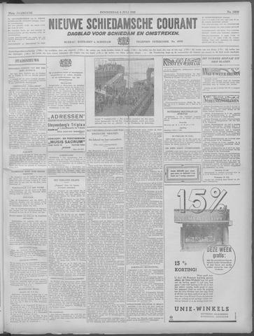 Nieuwe Schiedamsche Courant 1933-07-06