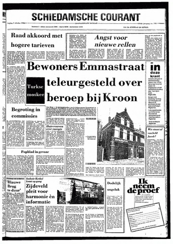 Rotterdamsch Nieuwsblad / Schiedamsche Courant / Rotterdams Dagblad / Waterweg / Algemeen Dagblad 1980-10-03