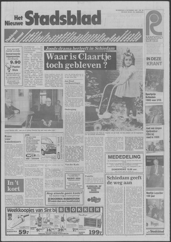 Het Nieuwe Stadsblad 1985-12-04