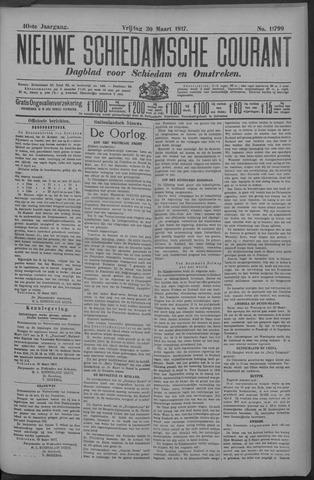 Nieuwe Schiedamsche Courant 1917-03-30