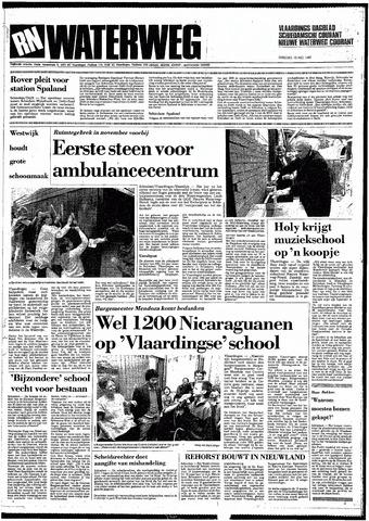 Rotterdamsch Nieuwsblad / Schiedamsche Courant / Rotterdams Dagblad / Waterweg / Algemeen Dagblad 1987-05-12