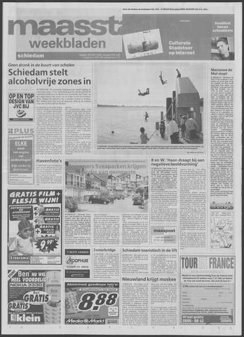 Maaspost / Maasstad / Maasstad Pers 2001-08-01