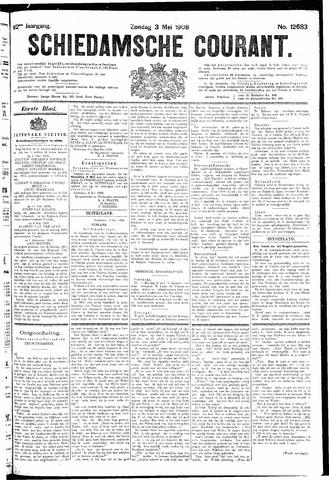 Schiedamsche Courant 1908-05-03