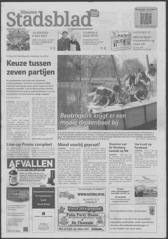 Het Nieuwe Stadsblad 2014-04-09