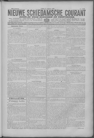 Nieuwe Schiedamsche Courant 1925-08-21