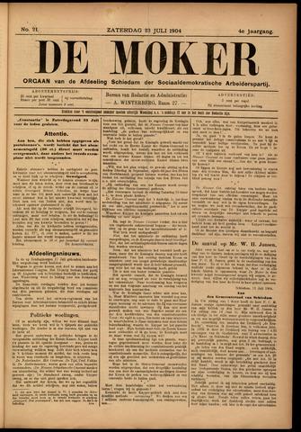 De Moker 1904-07-23