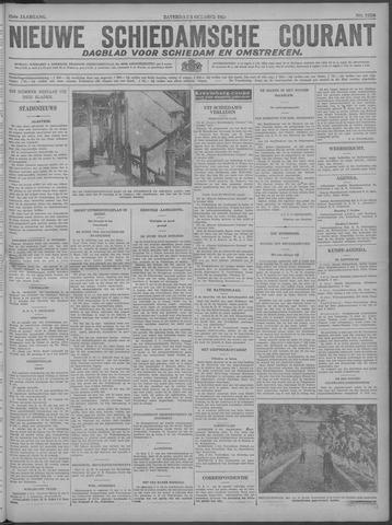 Nieuwe Schiedamsche Courant 1929-10-05