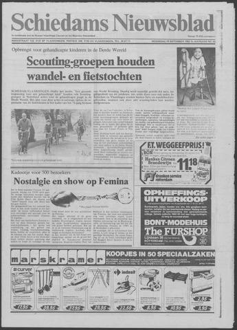 Schiedams Nieuwsblad 1982-09-29
