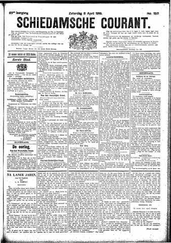 Schiedamsche Courant 1916-04-08