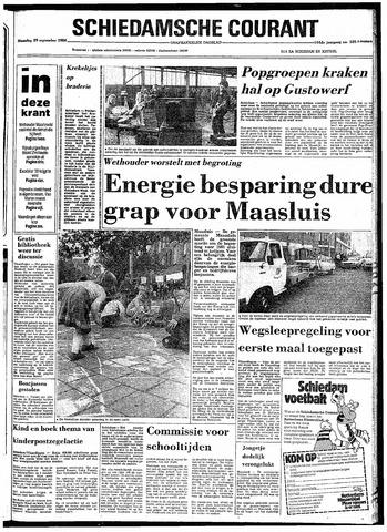 Rotterdamsch Nieuwsblad / Schiedamsche Courant / Rotterdams Dagblad / Waterweg / Algemeen Dagblad 1980-09-29