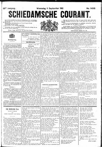 Schiedamsche Courant 1912-09-11