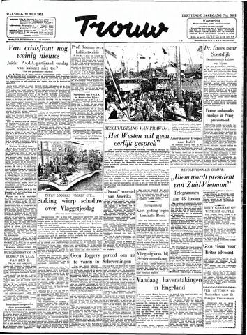 Trouw / De Rotterdammer 1955-05-23