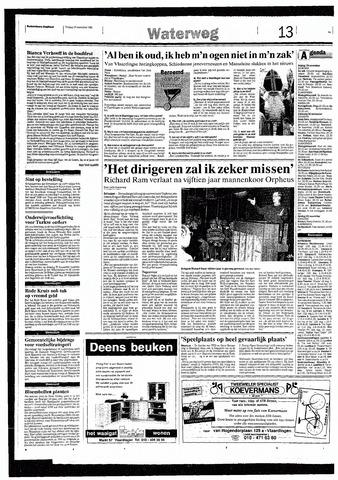 Rotterdamsch Nieuwsblad / Schiedamsche Courant / Rotterdams Dagblad / Waterweg / Algemeen Dagblad 1993-11-19