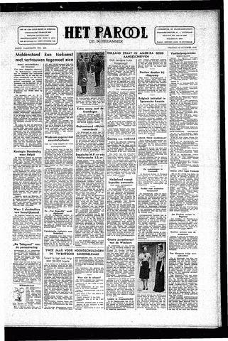 Rotterdamsch Parool / De Schiedammer 1946-10-18