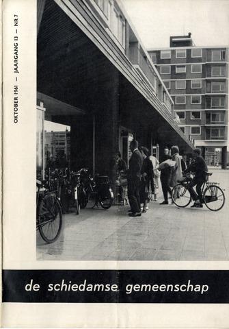 Schiedamse Gemeenschap (tijdschrift) 1961-10-01