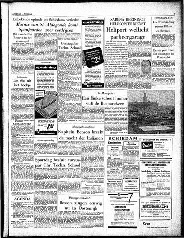 Rotterdamsch Parool / De Schiedammer 1962-07-14