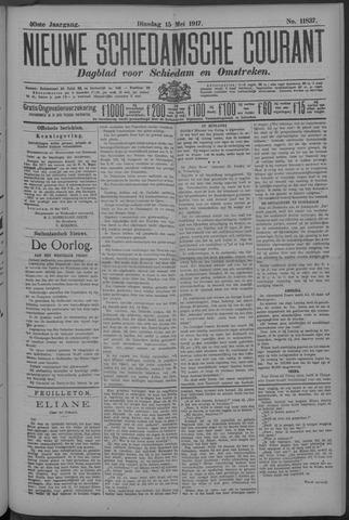 Nieuwe Schiedamsche Courant 1917-05-15