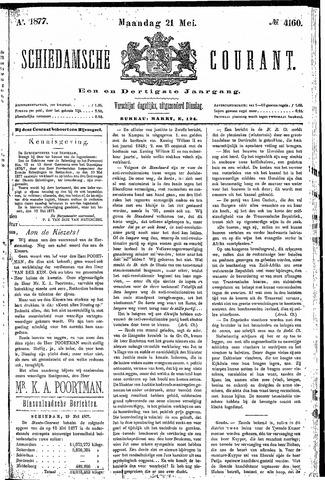 Schiedamsche Courant 1877-05-21