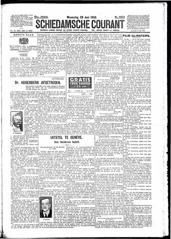 Schiedamsche Courant 1933-06-28