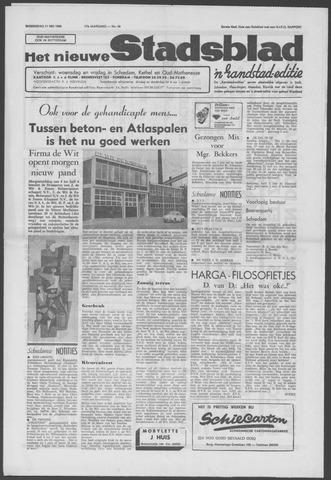 Het Nieuwe Stadsblad 1966-05-11