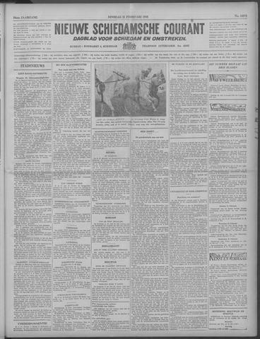 Nieuwe Schiedamsche Courant 1933-02-21
