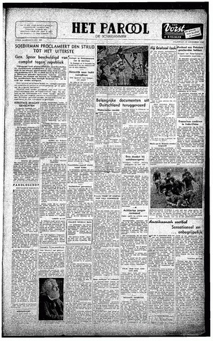 Rotterdamsch Parool / De Schiedammer 1946-12-30