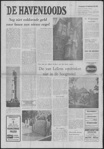 De Havenloods 1969-07-24