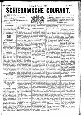 Schiedamsche Courant 1910-08-19