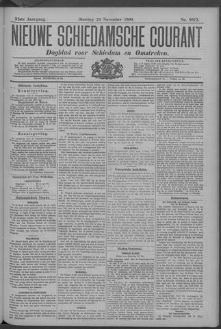 Nieuwe Schiedamsche Courant 1909-11-23