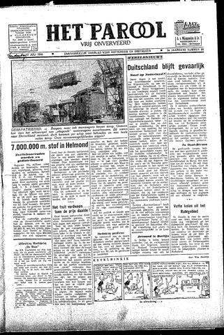 Rotterdamsch Parool / De Schiedammer 1945-07-12
